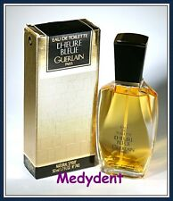 L'HEURE BLEUE BY GUERLAIN EAU DE TOILETE 1.7 OZ / 50 ML FOR WOMEN NEW IN BOX
