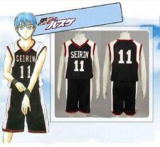 Kuroko no Basuke Cosplay 2nd version SEIRIN Costume Jersey Kuroko Tetsuya
