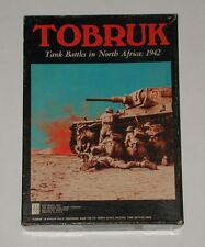 The Tobrunk Avalon Hill Bookcase Game 1975