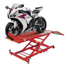 Motorradhebebühne Motorrad Hebebühne Motorradheber 450kg Radwechselöffnung