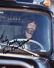Kris Kristofferson - Rubber Duck - Convoy - Signed Autograph REPRINT