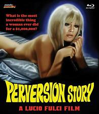 PERVERSION STORY BLU-RAY | NEW | LUCIO FULCI | MONDO MACABRO