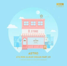 """ASTRO-Dream Part.01 """"Day"""" version- CD+S. Paper+Photo Book+3p photo card+Poster"""