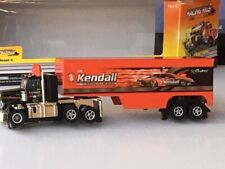 NOS Auto World R Kendall Racing Rig HO Xtraction Slot Car Run on Aurora Tomy AFX