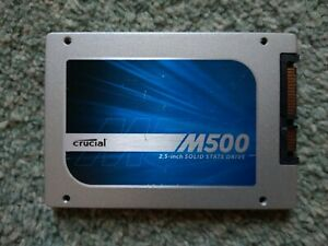 Crucial M500 960GB SATA SSD CT960M500SSD1