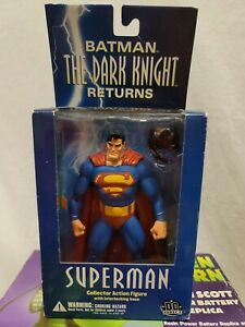 DC DIRECT SUPERMAN THE DARK KNIGHT RETURNS COMIC DELUXE ACTION FIGURE JUSTICE