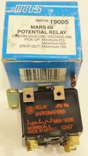Mars 66 19005 Potential relay. New from old stock 1/3 hp 35a