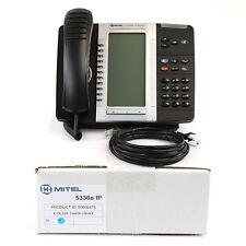 Mitel 5330e IP Backlit Dual Mode Gigabit Phone - Lot