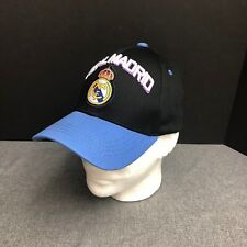 Real Madrid Embroidered Hat Ball Cap Spain Football Soccer
