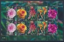 Australien Nr. 2214-2218 postfrisch / **, Blumen Kleinbogen (29970)