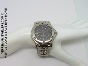 TAG HEUER WATCH MODEL: WG1113-K0 * NICE CONDITION * AUTHENTIC * ESTATE PIECE *