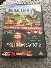 Animal Farm & Miss Firecracker DVD Double Feature
