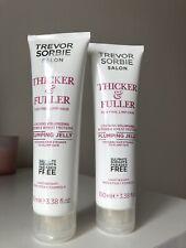 Trevor Sorbie Thicker & Fuller Plumping Jelly 100ml X2