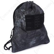 Hextac Sportsbag - Mandra Night Camo - Bag Backpack Rucksack Gym Army 7L New