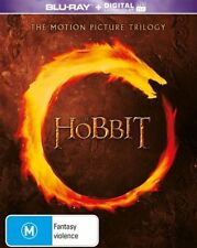 Hobbit Trilogy (Blu-ray, 2015, 6-Disc Set)
