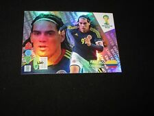FALCAO COLOMBIA LIMITEDCarte Trading Card Panini WORLD CUP BRASIL 2014 ADRENALYN
