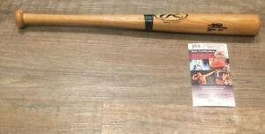 So Taguchi signed Rawlings Mini Bat St Louis Cardinals JSA COA