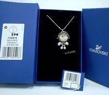 Swarovski Eliot Kingdom Of Jewels Knight Pendant Crystal MIB Authentic 1160516