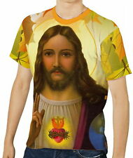 Jesus König Herren T-Shirt Tee Gr. S M L XL 2XL 3XL aao40954