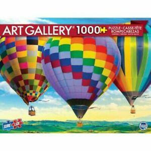 Sure Lox Art Gallery Collection Hot Air Balloons Jigsaw Puzzle 1000 Pieces
