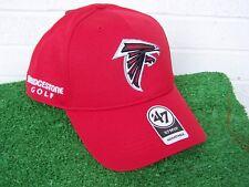 Bridgestone Golf Atlanta Falcons Red Golf Hat Cap '47 NFL Team Adjustable NEW