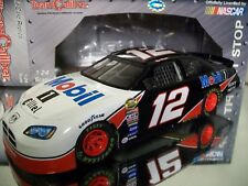 RYAN NEWMAN 2006 #12 MOBIL 1 - SONY DODGE TEAM CALIBER PIT STOP HOOD OPEN 1:24