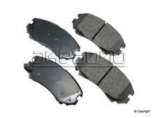 Disc Brake Pad Set fits 2002-2013 Kia Optima Sportage Soul  MFG NUMBER CATALOG