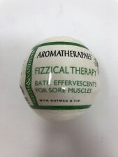 Aromatherapy Physical Therapy Bath Bomb Muscle Soreness Nutmeg Ball Relaxation