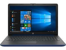 """HP Laptop 15-db0047nr 15.6"""" AMD A9-9425 3.10GHz 4GB 1TB Radeon R5 DVDRW Win 10"""