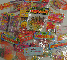 SillyBandz~Silly Bands~144 pc Assortment~Fundraising~Santa Shop~Carnivals~NEW