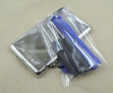 Metal Back Rear Housing Case Cover Shell Replacement for iPod 5th Gen Video 30GB