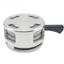 Aluminium Hookah Shisha Heat Keeper Heat Management Device Metal Charcoal Holder