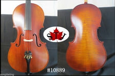 Strad style SONG Brand Maestro 1/4 cello,huge and resonant sound #10889