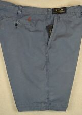 Polo Ralph Lauren Shorts Vintage Royal Classic Fit Chino Size 44B 44 NWT