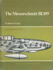 FAMOUS AIRCRAFT MESSERSCHMITT Bf109 WW2 GERMAN LUFTWAFFE SPAIN SWISS FINLAND