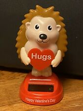 Solar Powered Dancing Bobblehead Toy New For 2021 Valentine's Day  - Porcupine