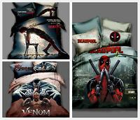3D Deadpool Bedding Set Duvet Cover Pillowcase Comforter Cover Quilt Cover