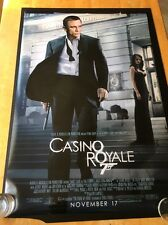 CASINO ROYALE ORIGINAL ONE-SHEET POSTER JAMES BOND 007 Not Yet Rated