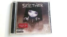 Seether Finding Beauty In Negative Spaces CD 2007 Brand New Sealed