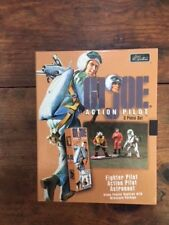 BRITAINS 17212 GI JOE ACTION PILOT 3 PIECE SET -  MINT, NEW , SEALED IN BOX