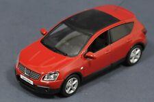 1/43 scale Nissan Qashqai 2007 Flame Red J-Collection JC118 Qashquai RARE IN BOX