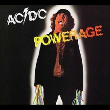 Powerage [Remaster] by AC/DC (CD, Apr-2003, Epic)