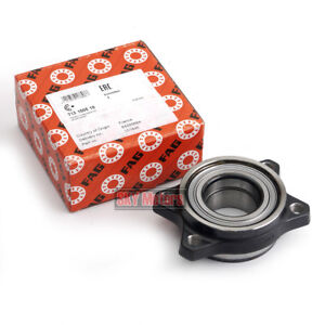 Front Wheel Axle Hub Bearing Φ85mm Hole FAG For Audi A6 C6 allroad R8 4F0498625B