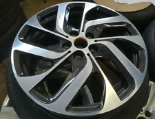 BMW I3 19 Zoll Alufelge Turbinenstyling 428 5x19 ET43 links 36116852054