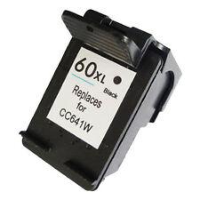 HP 60XL Black Remanufactured Ink Cartridge HP60 XL CC641WN High Capacity