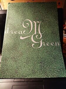 Wimbledon 1997 Nike Dream Green booklet