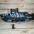 Toys R Us True Heroes Sentinel 1 THS1 Submarine With SCUBA Figure Collectable  For Sale
