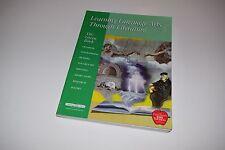 LLATL Learning Language Arts Through Literature Green Book Teacher Edition VGUC!