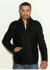 GUESS Men Wool Coat jacket