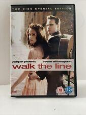 Walk The Line (DVD, 2006, 2-Disc Set)